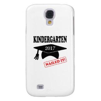 2017 Kindergarten Nailed It Samsung Galaxy S4 Cover