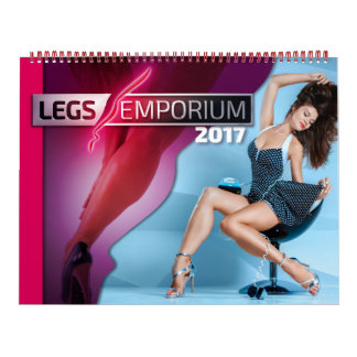 2017 Legs Emporium Calendar