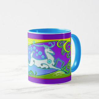 2017 Mink Holidaze Collectible Reindeer Mug 3