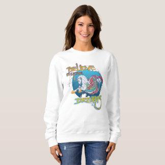 2017 Mink Mode Hippicorn Ladies Sweatshirt
