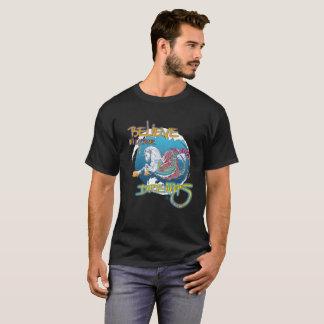 2017 Mink Mode Hippicorn Mens T-shirt Dark 2