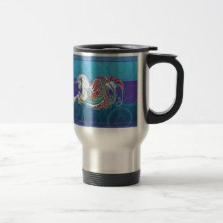 2017 Mink Mug Hippicorn Travel Mug 2