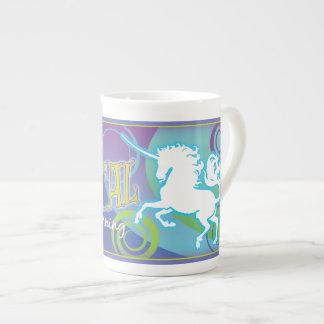 2017 Mink Mug Magical Unicorn Bone China mug