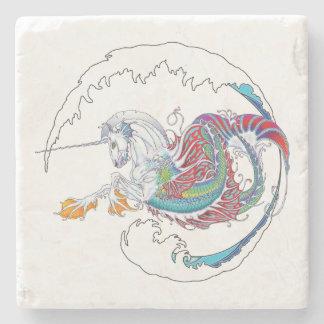2017 Mink Nest Hippicorn Stone Coaster 4