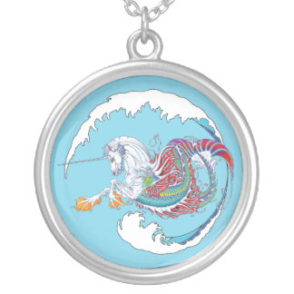 2017 Mink Style Hippicorn Necklace