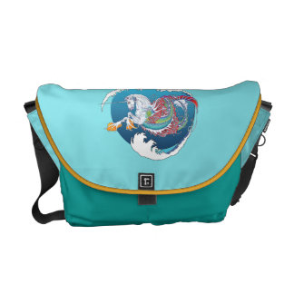 2017 Mink Tote Hippicorn Messenger Bag 2
