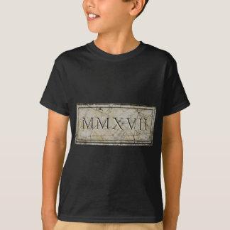 2017 MMXVII Ancient T-Shirt