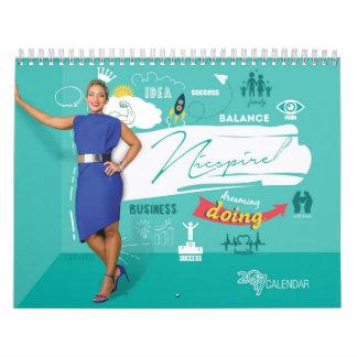 2017 Motivational Calendar