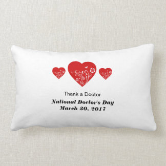 2017 National Doctor's Day Pillow