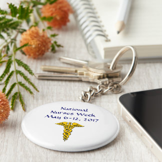 2017 National Nurses Week Key Chain