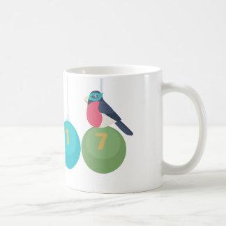 2017 New Year Coffee Mug