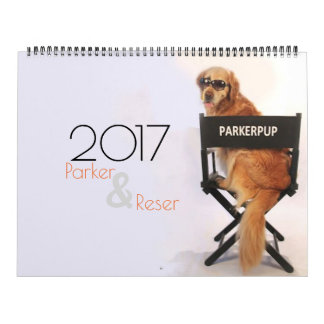 2017 ParkerPup & Reser Calendar