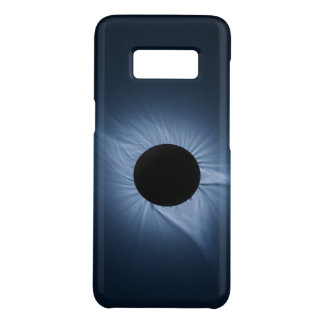 2017 Solar Eclipse - Crown of the Sun Case-Mate Samsung Galaxy S8 Case