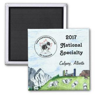 2017 Specialty Souvenir Magnet
