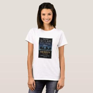 2017 Total Solar Eclipse - Herrin, IL T-Shirt