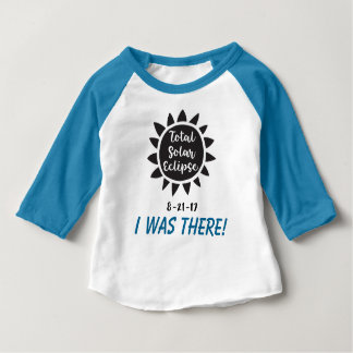 2017 Total Solar Eclipse I Was There Tee Shirt