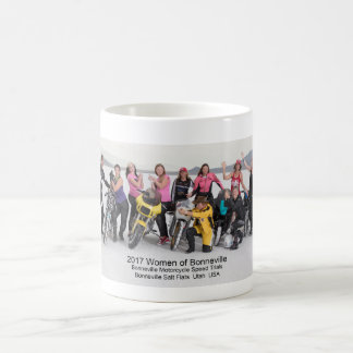 2017 Women of Bonneville Coffee Mug