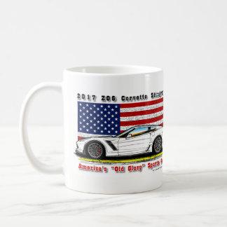 2017 Z06 Corvette Coffee Mug