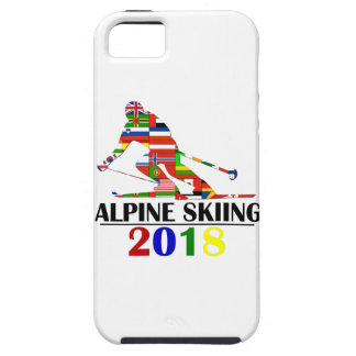 2018 ALPINE SKIING CASE FOR THE iPhone 5