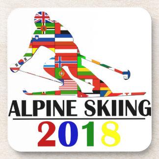 2018 ALPINE SKIING COASTER