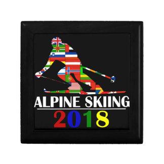 2018 ALPINE SKIING GIFT BOX