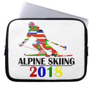 2018 ALPINE SKIING LAPTOP SLEEVE