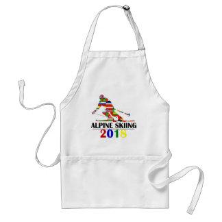 2018 ALPINE SKIING STANDARD APRON