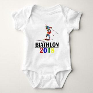 2018 BIATHLON BABY BODYSUIT