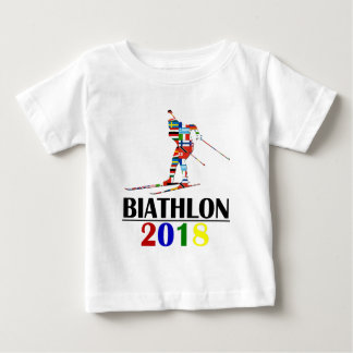2018 BIATHLON BABY T-Shirt