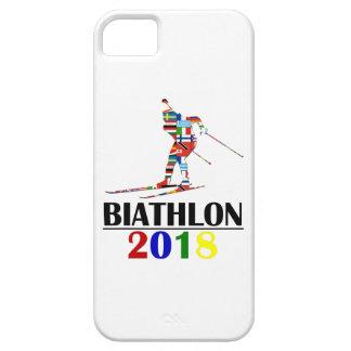 2018 BIATHLON iPhone 5 CASES