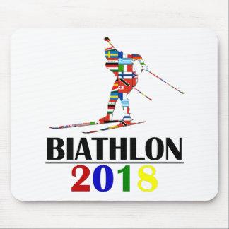 2018 BIATHLON MOUSE PAD