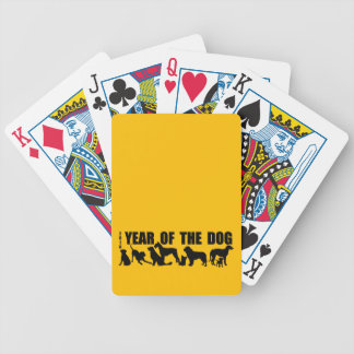2018 Chinese New Year of The Dog Playing cards