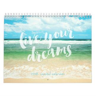 2018 coastal calendar
