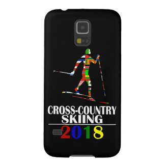 2018 CROSS-COUNTRY SKIING CASE FOR GALAXY S5