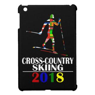 2018 CROSS-COUNTRY SKIING iPad MINI COVERS