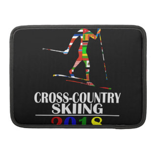 2018 CROSS-COUNTRY SKIING SLEEVE FOR MacBook PRO