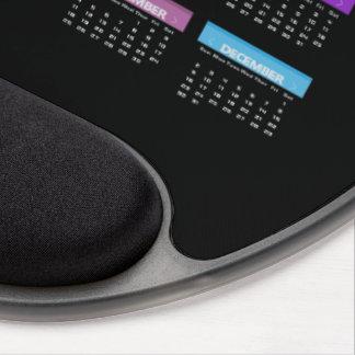 2018 DAPs Calendar Gel Mouse Pad