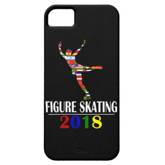 2018 FIGURE SKATING BARELY THERE iPhone 5 CASE
