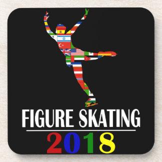 2018 FIGURE SKATING COASTER