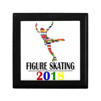 2018 FIGURE SKATING GIFT BOX