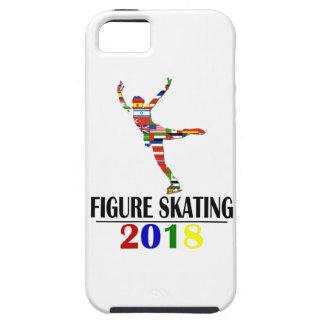 2018 FIGURE SKATING iPhone 5 CASE