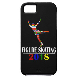 2018 FIGURE SKATING iPhone 5 COVER