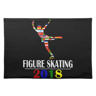 2018 FIGURE SKATING PLACEMAT