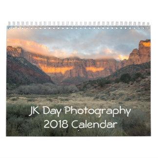 2018 fine art nature photograph calendar