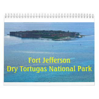 2018 Fort Jefferson Calendar