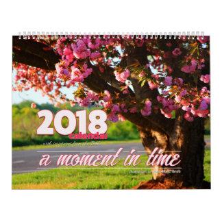 2018 garden calendar photography