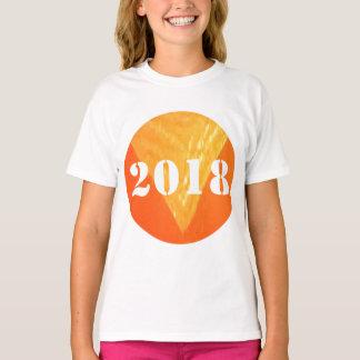 2018  Girls' Hanes TAGLESS® T-Shirt Wait 'till you