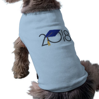 2018 Graduate Design Pet Tank Shirt