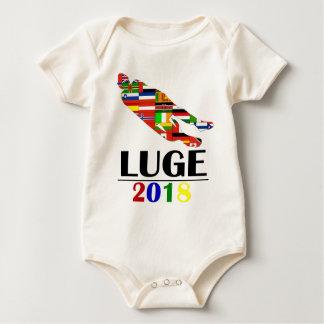 2018 LUGE BABY BODYSUIT