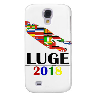 2018 LUGE GALAXY S4 COVER
